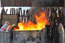 Dumpster Fire!